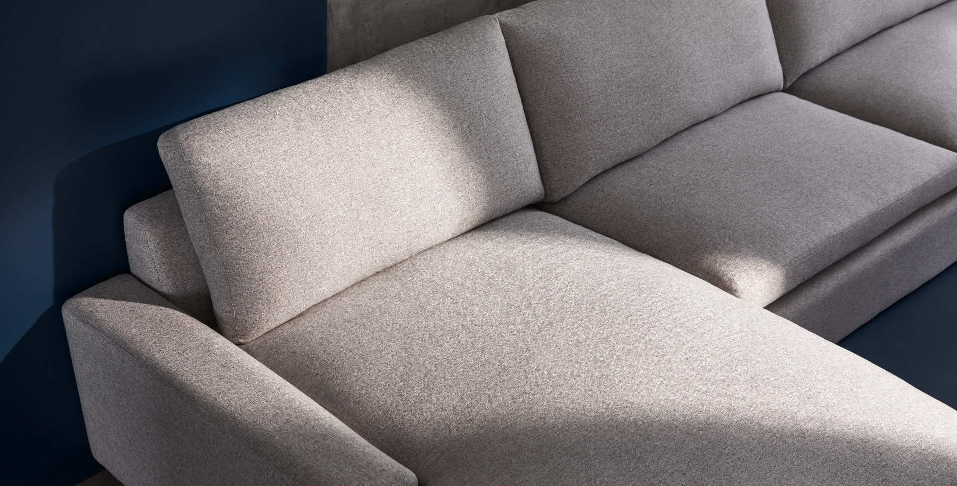 Romano Romano Manufactures Contemporary Upholstered Furniture With Simple Elegant Lines And Exceptional Comfort In Montreal