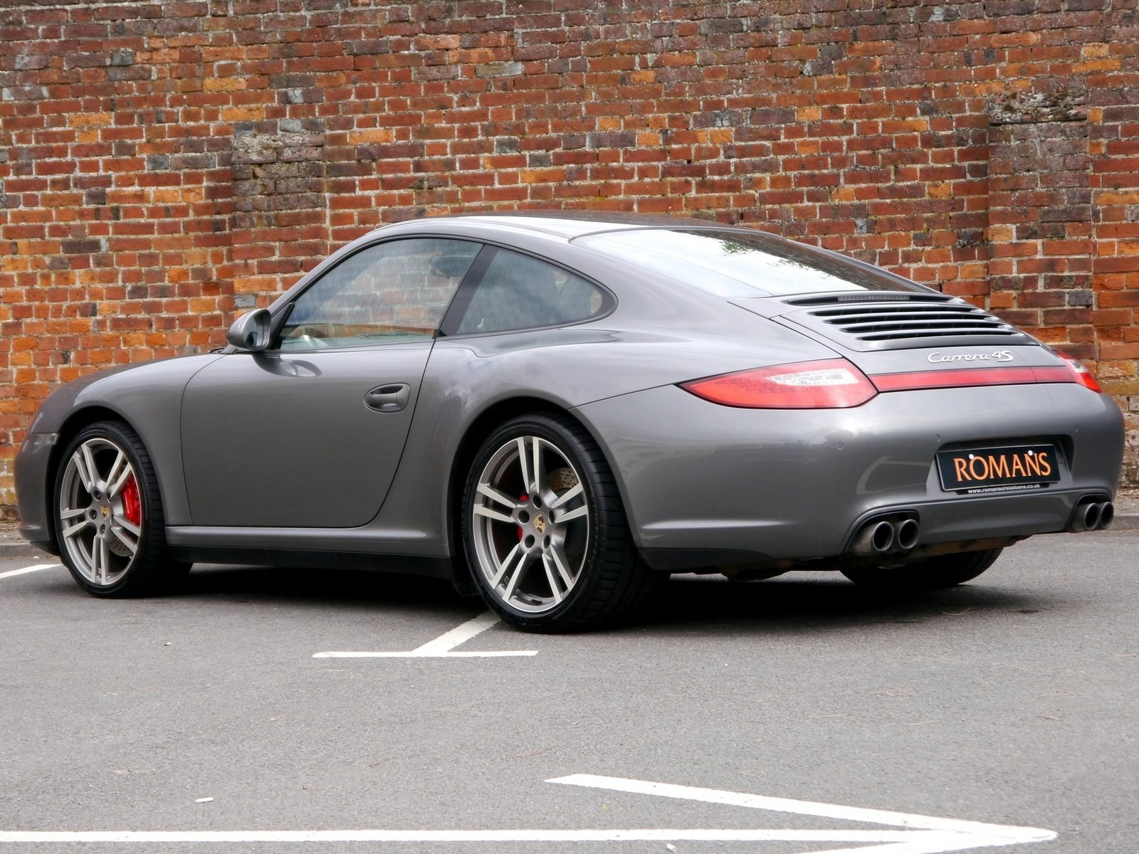 997 Gen 2 Porsche 911 997 Gen Ii Carrera 4s Manual 1 Owner