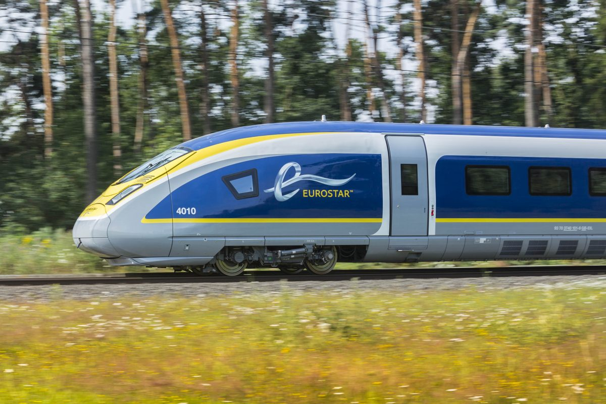 Paris Train From London To Paris And Beyond By Eurostar Rome2rio
