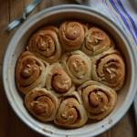 Real taste of winter – Swedish cinnamon rolls