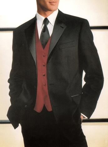 Men's Tuxedo Suit by a custom tailor based in Bangkok, Thailand