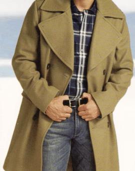 Men's Overcoats