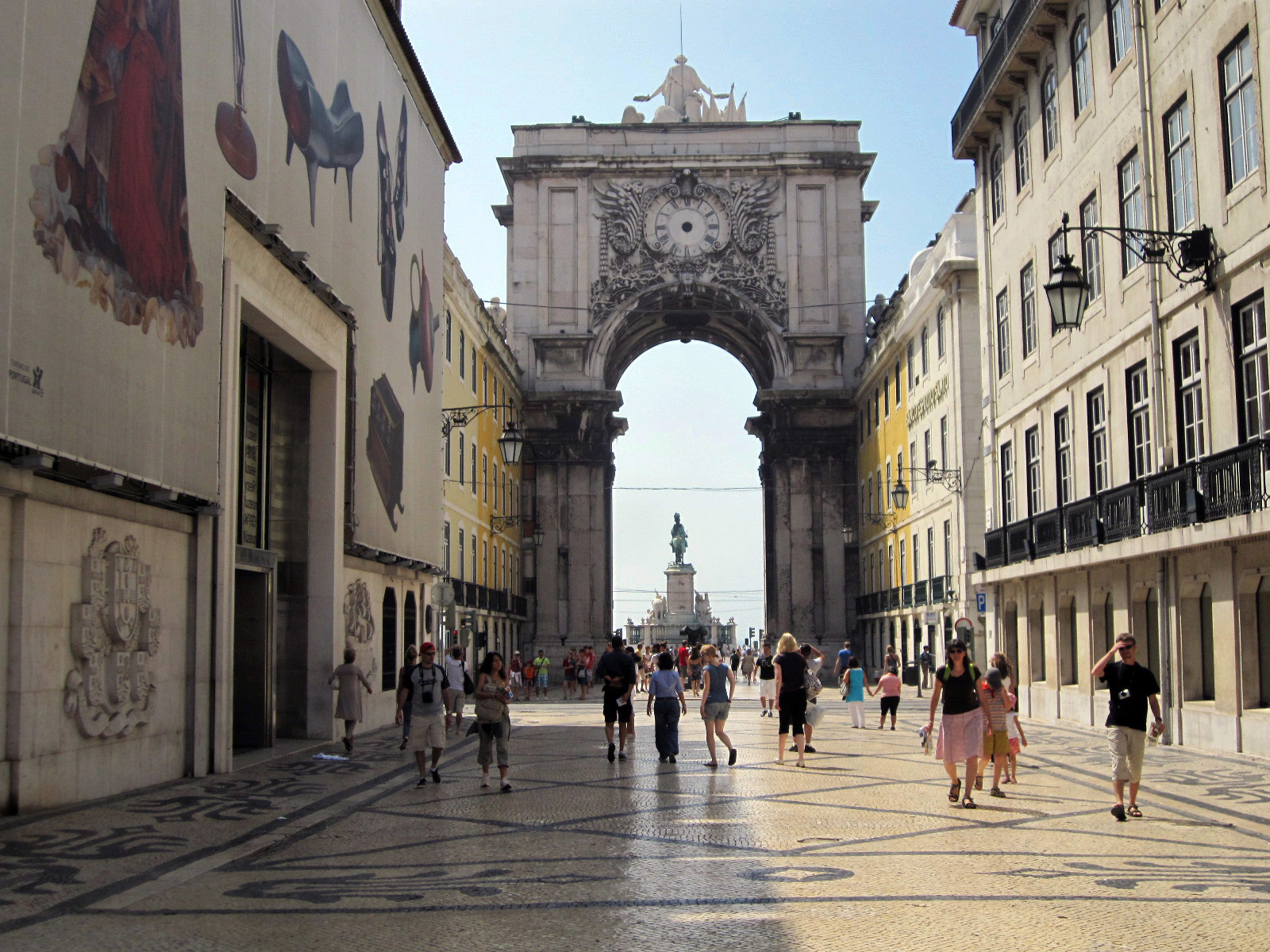 Lisbon City 2010 – Lisbon And Sintra, Portugal – Rome On Rome