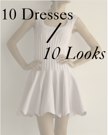 10 dresses 10 looks