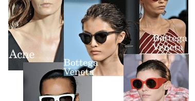 bright sunglasses