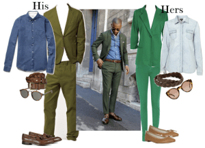 his hers outfits 2a