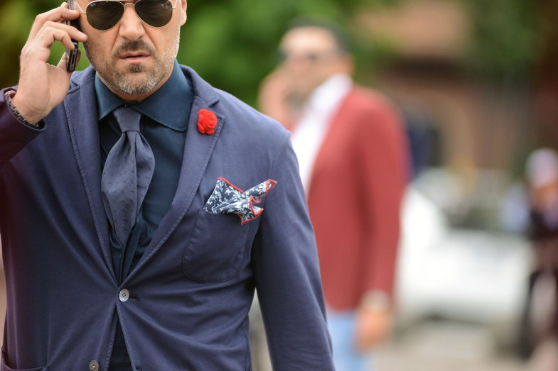 men style adorned  chests