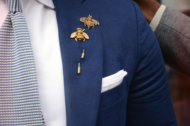 men style adorned  chests 13