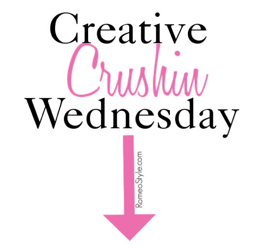 omeostyle creative crushin wednesday