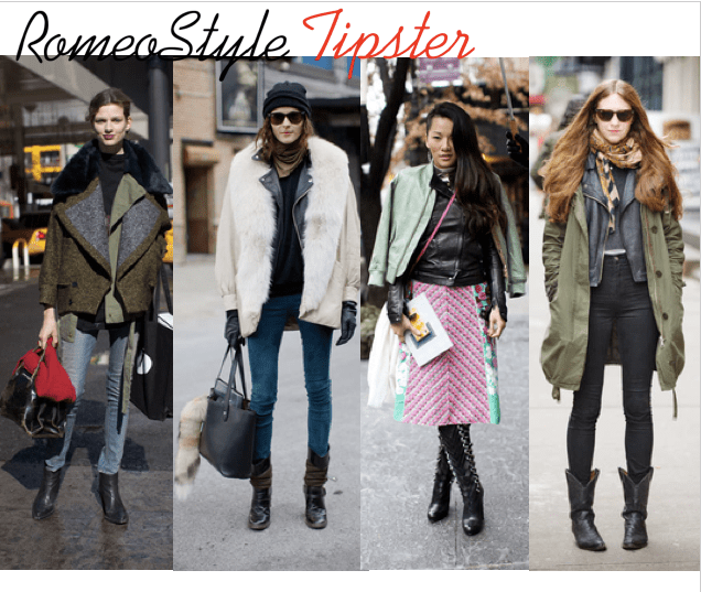romeostyle tipster double outerwear