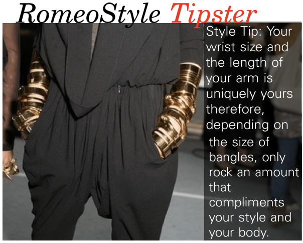romeostyle tipster gold bangles_ 4