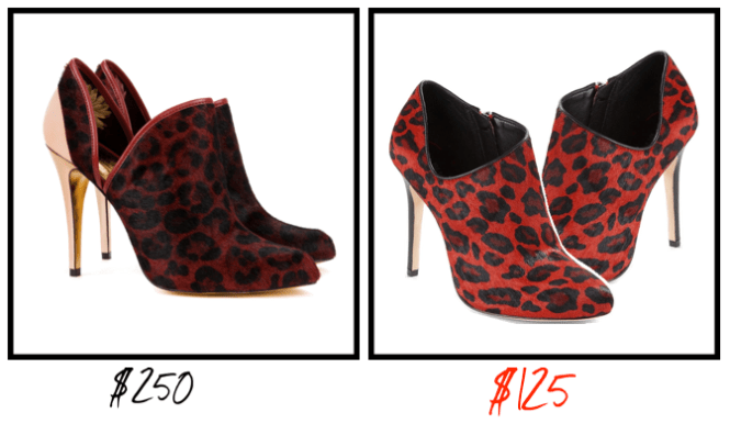 stealing or dealling booties fw13 6
