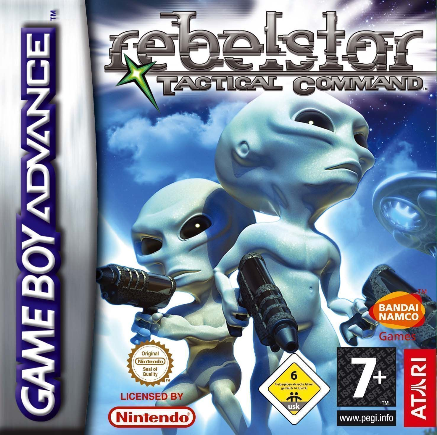Pokemon Emerald Rom Rebelstar Tactical Command Gameboy Advance Gba Rom