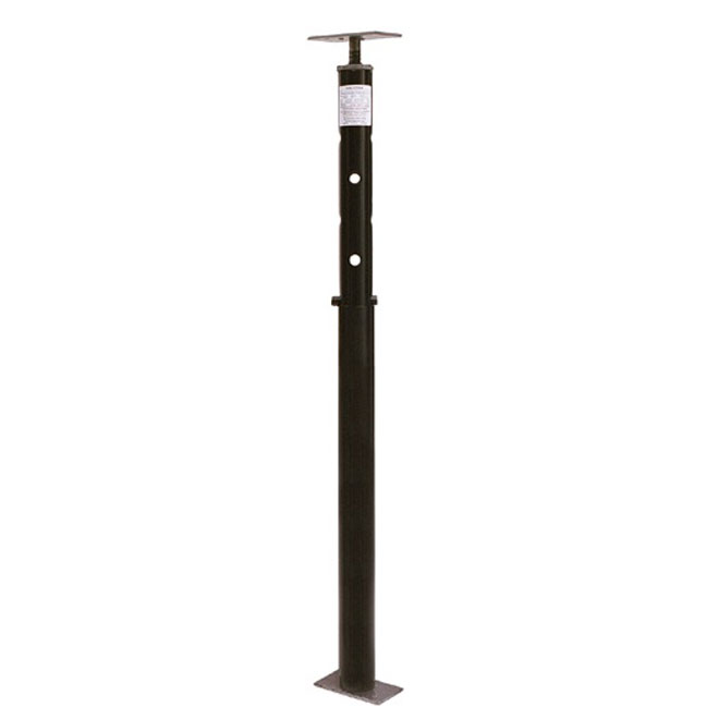 Lampadaire Exterieur Home Hardware Adjustable 6' To 9' Post For Steel And Wood Beams | Rona