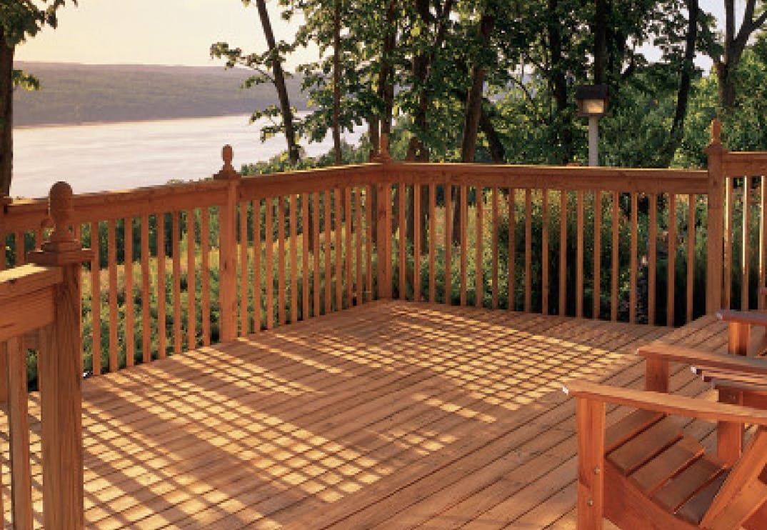 Deck Fencing Packages Supplies We Build Or Diy
