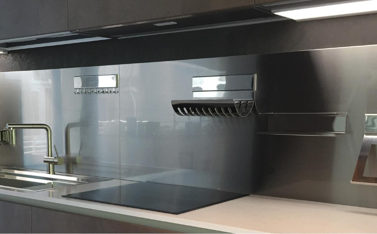 Cucina In Acciaio   Arredamenti In Acciaio Inox Marietta Franco ...