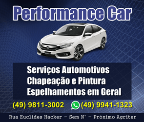 Chapeação PerformanceCar Interno