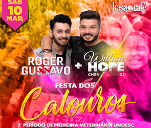 Festa dos Calouros Mar 2018