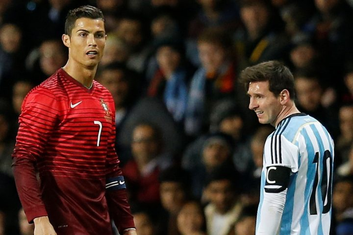 Messi e CR7 se despedem da Copa do Mundo