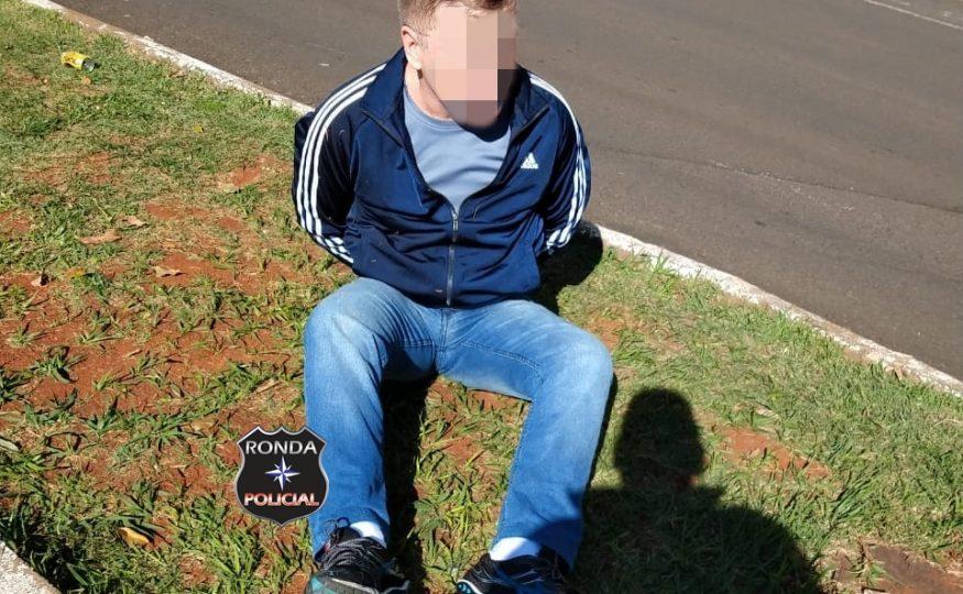 DIC prende estelionatário procurado pela justiça gaúcha