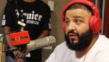 DJ Khaled at 92Q (Baltimore)