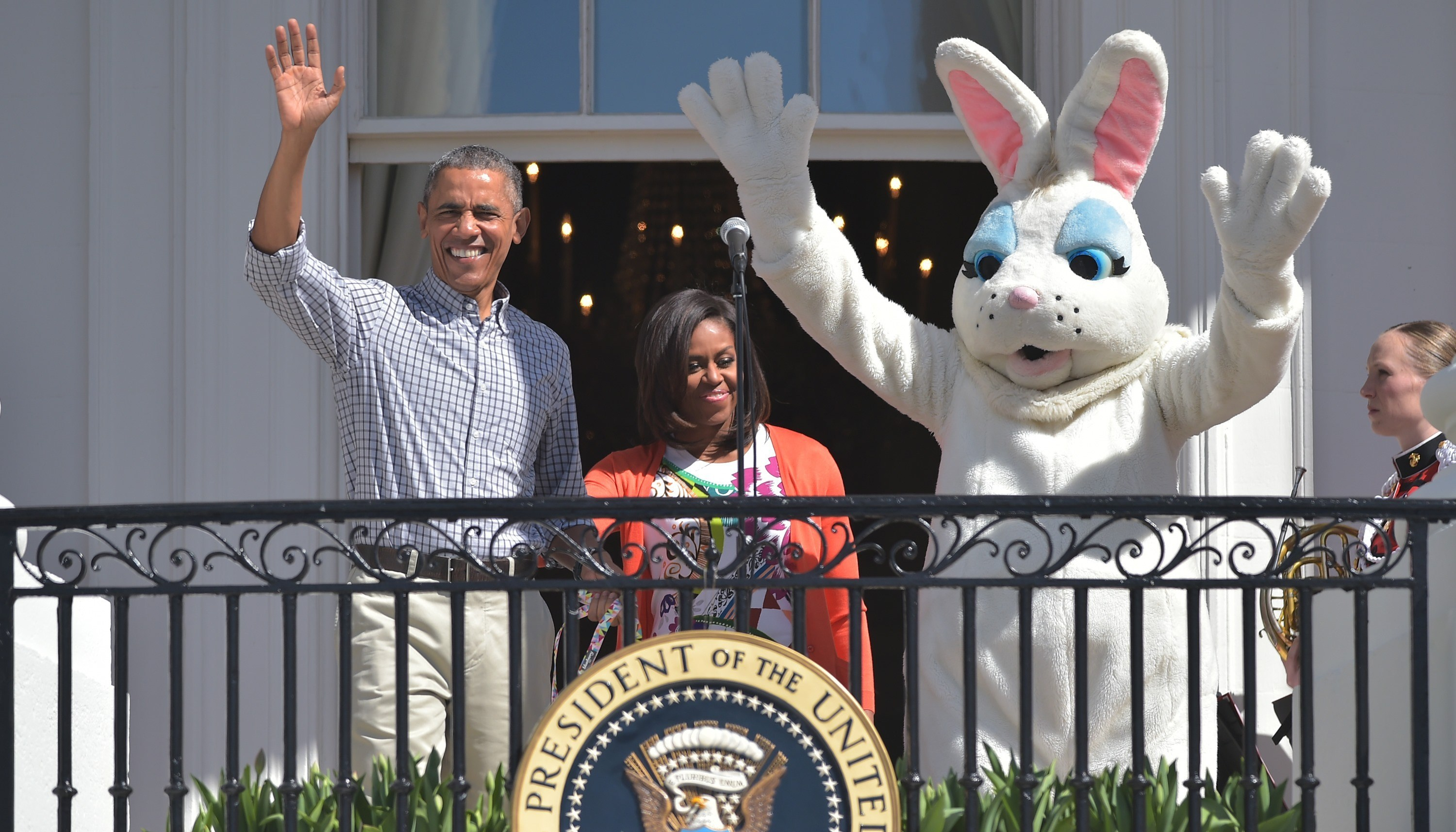 US-POLITICS-EASTER-OBAMA