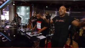 DJ Charlie Chan on The Late Show with Stephen Colbert
