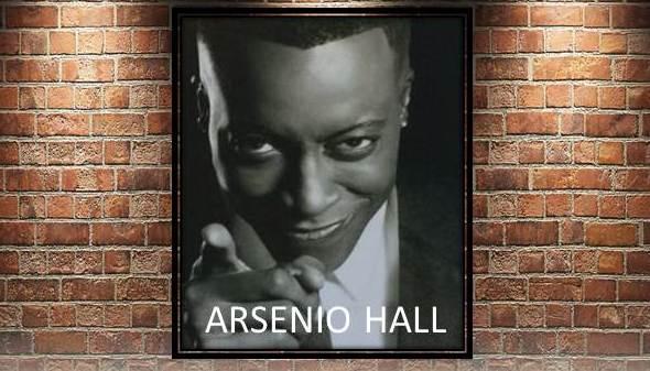 Arsenio Hall at the Helium Comedy Club