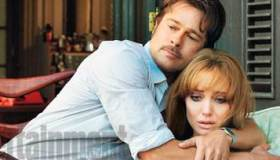 "Brad Pitt and Angelina Jolie star in ""By The Sea"""