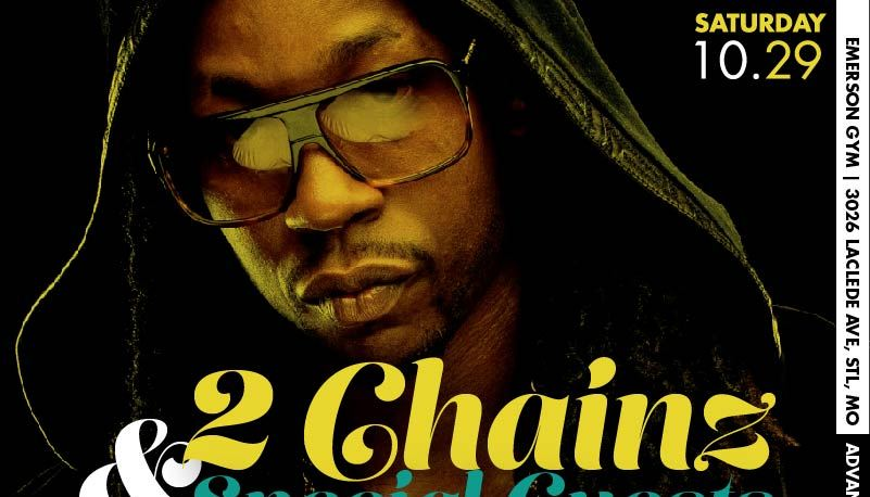 Harris Stowe State University Homecoming 2 Chainz
