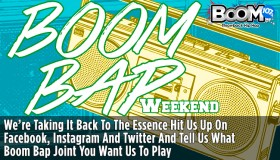 boom bap weekend