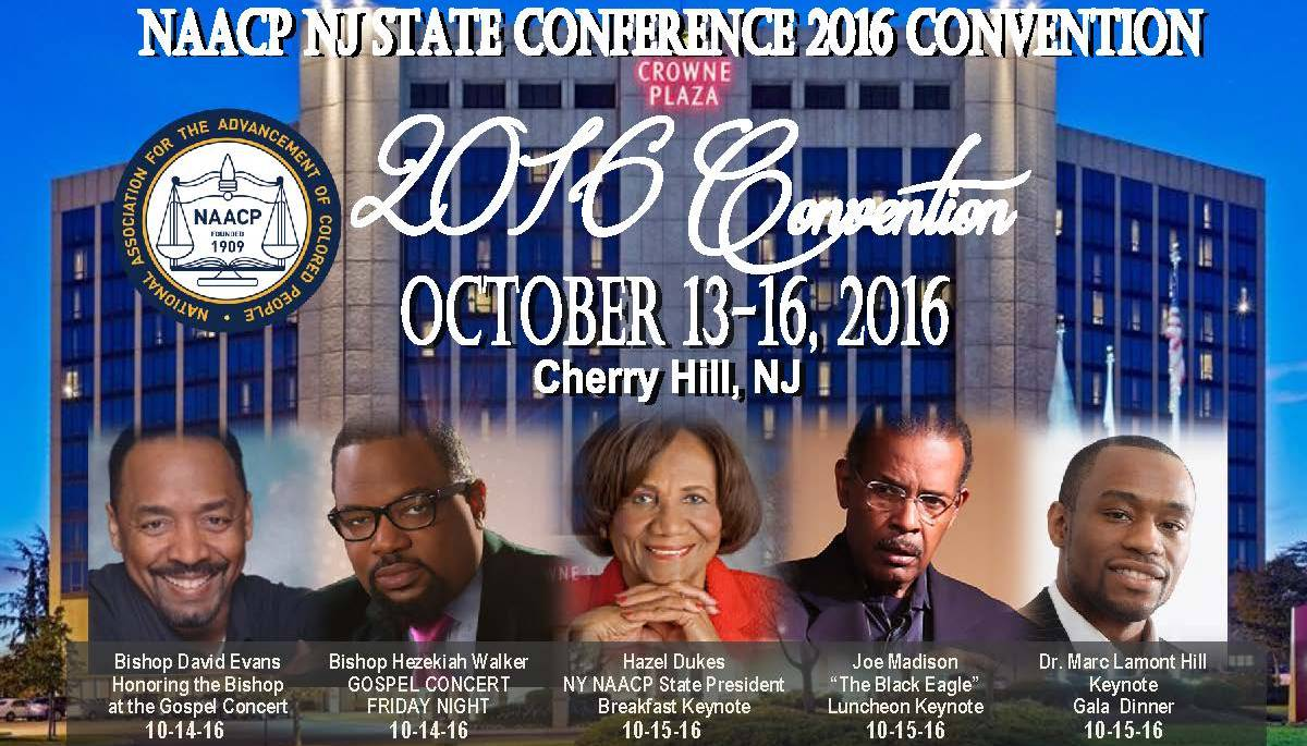 NAACP Conference 2016 NJ