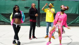 Da Pretty Boyz Video Shoot