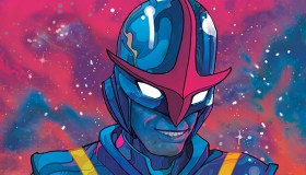 Marvel's Nova Hip-Hop Varients