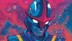 Marvel's Nova Hip-Hop Varients