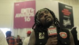EZ Street At The BET Awards