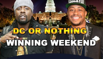 DC Or Nothing Winning Weekend Graphic