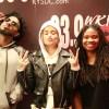 Kehlani With Shorty Da Prince & Angie Ange