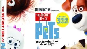 Secret Life Of Pets DVD Giveaway