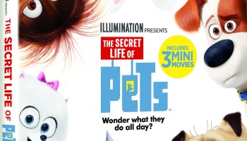 Secret Life Of Pets DVD Giveaway