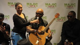 Majic After Dark with Silk