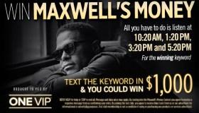Maxwell's Money Columbus