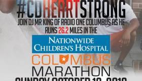 Dj King Columbus Marathon