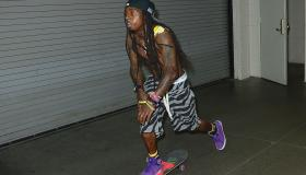 Lil Wayne Hot 107.9's Birthday Bash 17