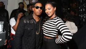 Ja Rule and Ashanti at 106 & Park