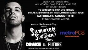 Metro PCS Drake Suite Giveaway