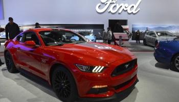 Los Angeles Auto Show 2016