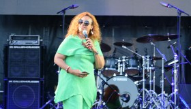 Karen Clark Sheard Praise in the Park 2015