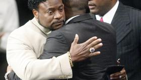 Bishop Eddie Long Discusses Sex Scandal Allegations