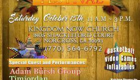 Kingdom Now Church Fall Festival